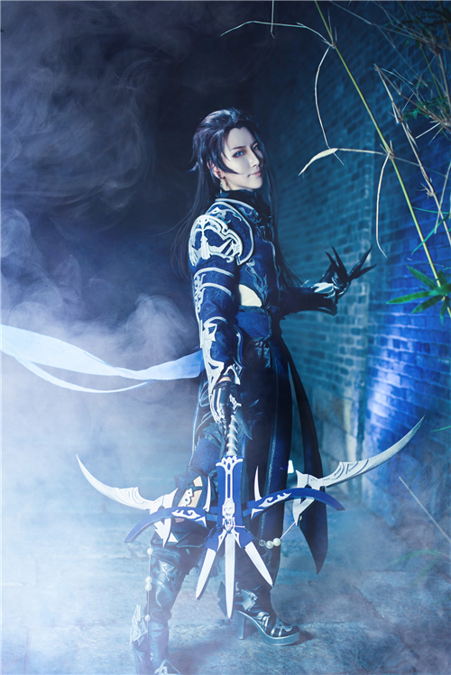《剑网叁》唐门