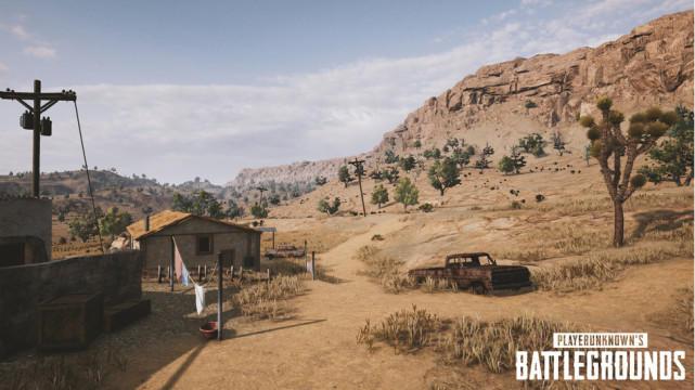 《绝地求生》Xbox One版迎来重大更新 沙漠地图终于到来