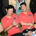 02世界杯韩国国脚相聚 崔龙洙安贞焕现在长这样