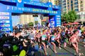 组图:2018兰州国际马拉松落幕 4万跑者激情奔跑
