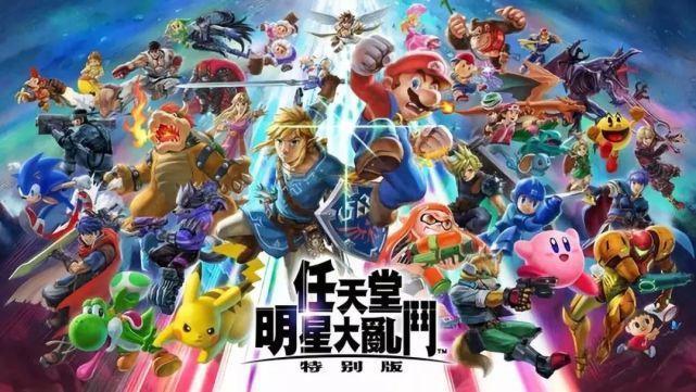 任天堂宣布《火焰纹章:风花雪月》等三款新作支持中文