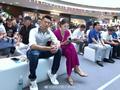 高清:谢杏芳自创品牌当老板 林丹为妻子站台