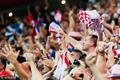 这时候该干嘛?嗨呀!克罗地亚球迷开启疯狂模式