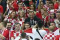 高清:家庭支持最有力 克罗地亚太太团现场观战