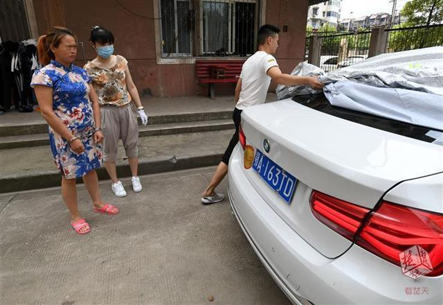 武汉警方展开专项行动抓获