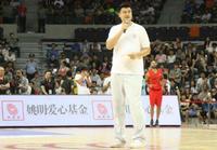 球员举办慈善赛:姚明始于07年 詹皇纳什跨界