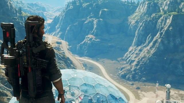 《正当防卫4》发售在即 最新实机演示视频
