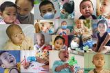 探访大病儿童:除了打针吃药化疗,也想要一份圣诞礼物