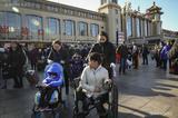 20个肢残孩子跨越千里来京接受免费治疗,圆自己的行走梦