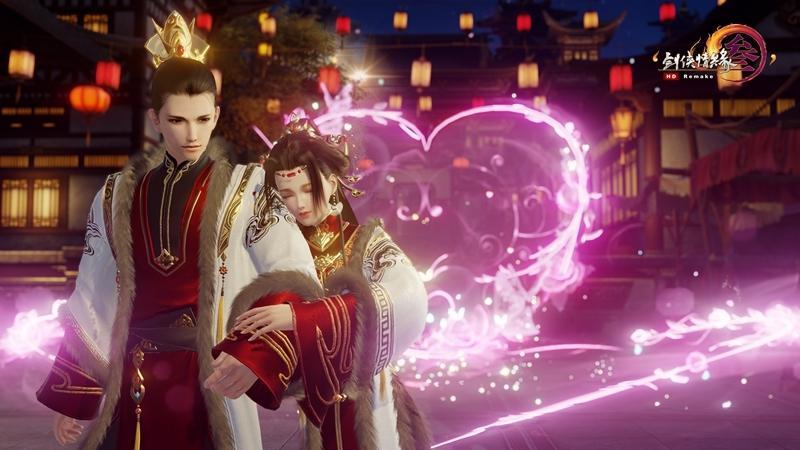 《剑网3》元宵庆典今日开启 海量更新上线