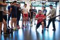 组图:中国赛艇队赴UFC训练中心备战 剑指东京奥运