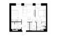 61m²小宅改变了玄关布局 让家变大不止30m²!