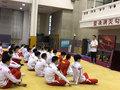 """国家体操队举行""""祖国在我心中""""活动 杨威演讲传授心得"""