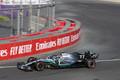 F1阿塞拜疆排位博塔斯夺杆 汉密尔顿第二勒克莱尔撞车P10