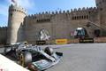 或是史上首个开赛连续4站包揽冠亚军 F1阿塞拜疆梅奔大胜