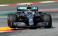 """F1西班牙大奖赛一练 博塔斯领跑汉密尔顿""""遛弯""""列第四"""