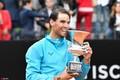 高清:赛季首冠!纳达尔刷新大师赛夺冠次数纪录