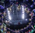 高清:国羽淘汰丹麦晋级苏杯4强 全队围圈鼓劲众志成城