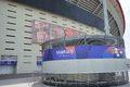 组图:马德里大都会球场将迎欧冠决战 场内外欧冠元素满满