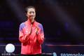 深圳乒乓球公开赛抽签仪式 丁宁樊振东领衔出席老瓦助阵