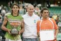 纳达尔法网首冠14周年纪念日 齐达内曾为他颁奖(图)