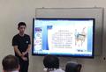 张继科天津科技大学毕业答辩引围观 被赞:神仙侧颜