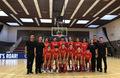 中国女篮热身赛胜加拿大