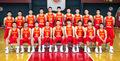 中国男篮写真出炉