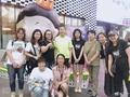 高清:丁宁与球迷共庆生日 晒蛋糕长寿面分享快乐