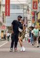 组图:欧文与女友同游日本 社交媒体晒照并肉麻表白