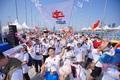 奔向2022!十地同步启动第33届奥林匹克日活动