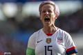 高清:美国女足晋级8强 拉皮诺埃双响怒吼庆祝