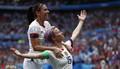 高清:美国女足卫冕世界杯冠军 众将相拥庆祝