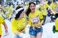特步企鹅跑·王者快跑广州站开跑 欢乐互动开启清凉一夏