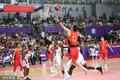 中国女篮大胜塞内加尔