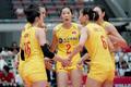 卫冕!中国女排夺世界杯第五冠 现场观众激情助威