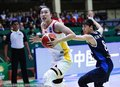 亚洲杯中国女篮大胜韩国