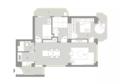 73㎡现代简约两居 最大化利用空间简单实用好舒适