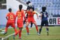 高清:U19女足被日本压一头 周心雨难阻对手射门