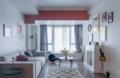 75㎡现代简约两室 个性时尚、温馨舒适好惬意