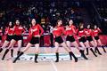 高清:篮球宝贝现场助威主队 手握小棒热舞秀长腿