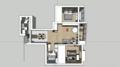 82㎡两室改出12大细分功能区 还有超强储物空间