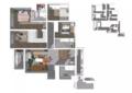 148㎡舒适北欧4室2厅 轻盈而优雅的小资情调