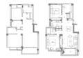 97㎡舒适北欧3室2厅 记录生活中独有的小确幸