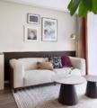 89㎡舒适北欧2室2厅 高颜值拼色墙简单又时髦!