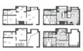 43㎡小户型复式楼 客厅改成挑高设计更显宽敞