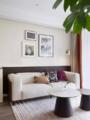 89㎡舒适北欧2室2厅 高颜值拼色墙简单又时髦