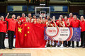 高清:直通东京奥运会!中国女篮众将忘情庆祝