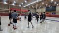高清:CBA又一队恢复训练!北控男篮集训挥汗如雨