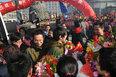 高清:神八返回舱运抵北京 将于两天后开舱